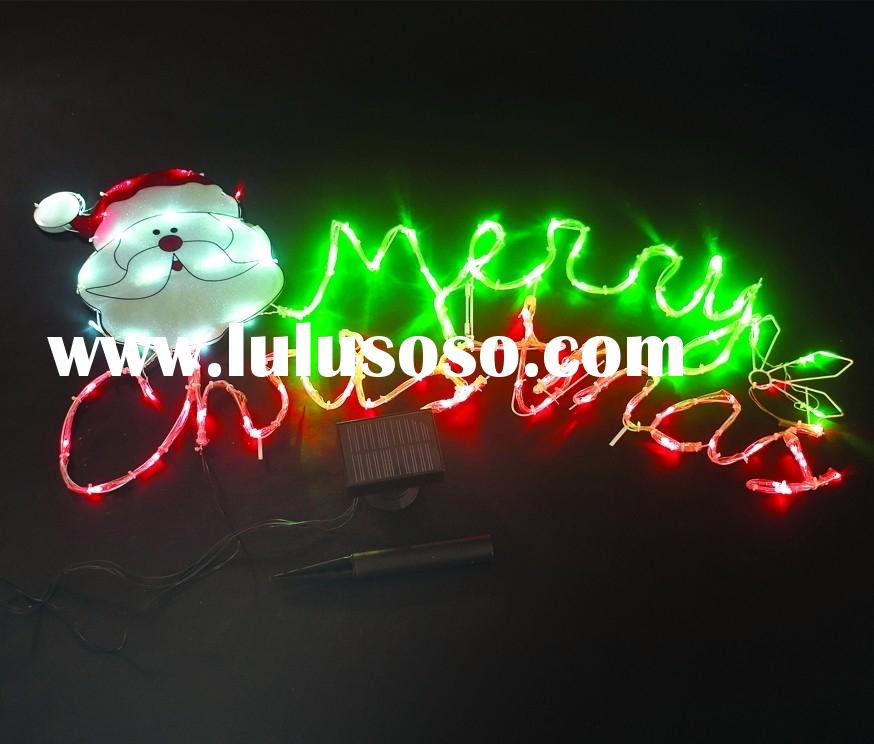 solar holiday light