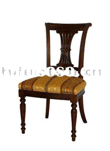 upholstery wood dining chairs