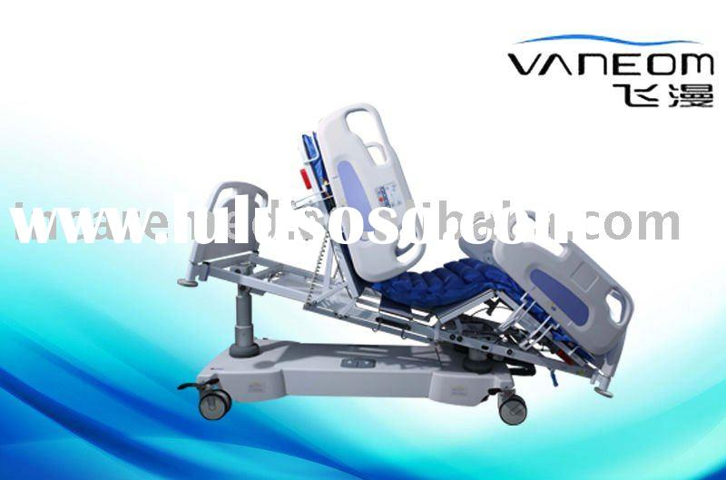 ABS removable head/foot board hospital bed