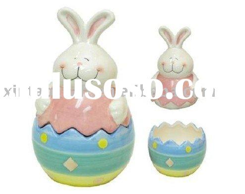 Ceramic easter craft