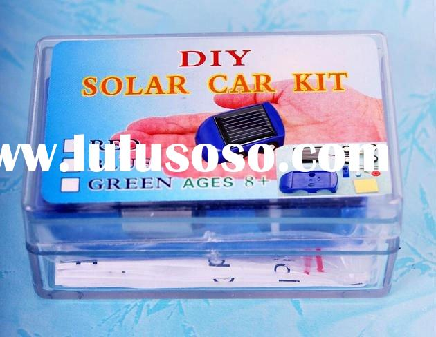 DIY solar car kit