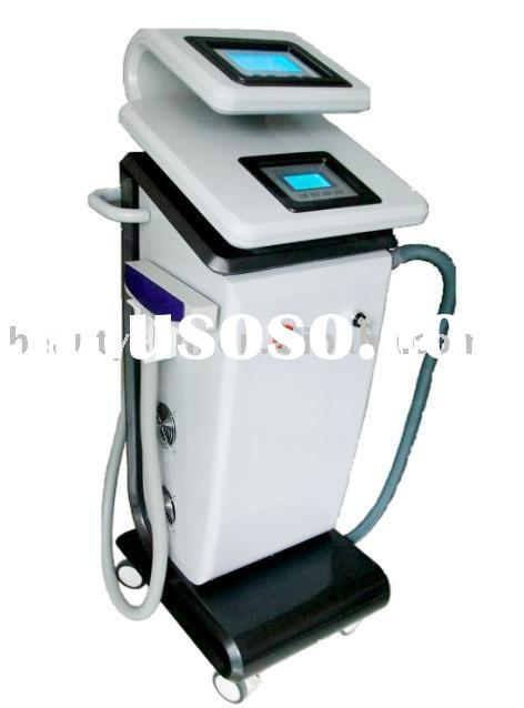 E light & mono polar RF & laser hair removal, skin care, tattoo removal beauty equipment