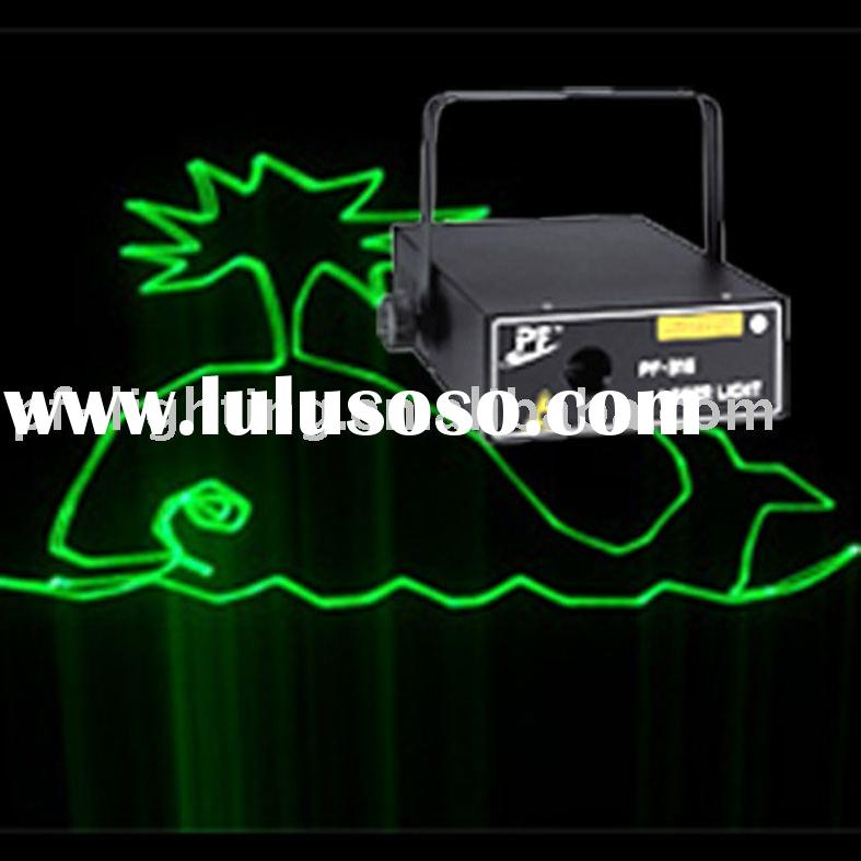 Green laser lighting, disco/ dj stage light show, effect light