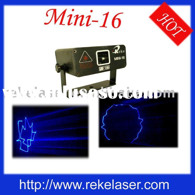 Home laser light show