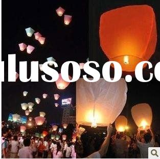 KongMing Candle Powered Flying Sky Lantern