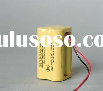 Light Rechargeable Battery