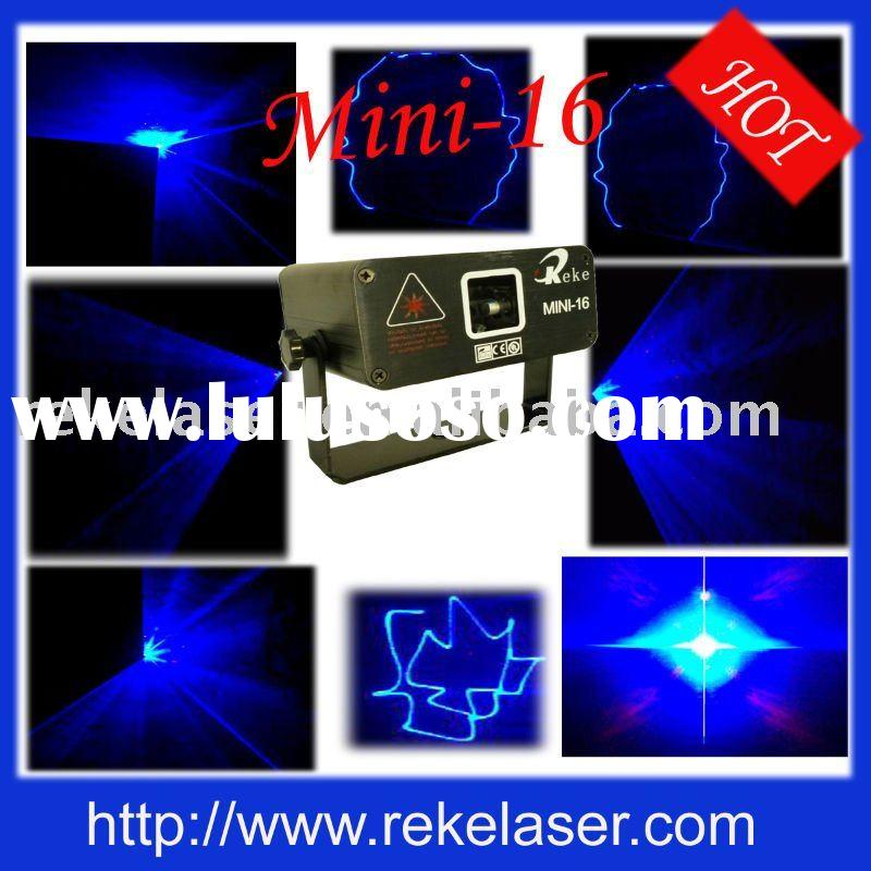 Professional laser light show