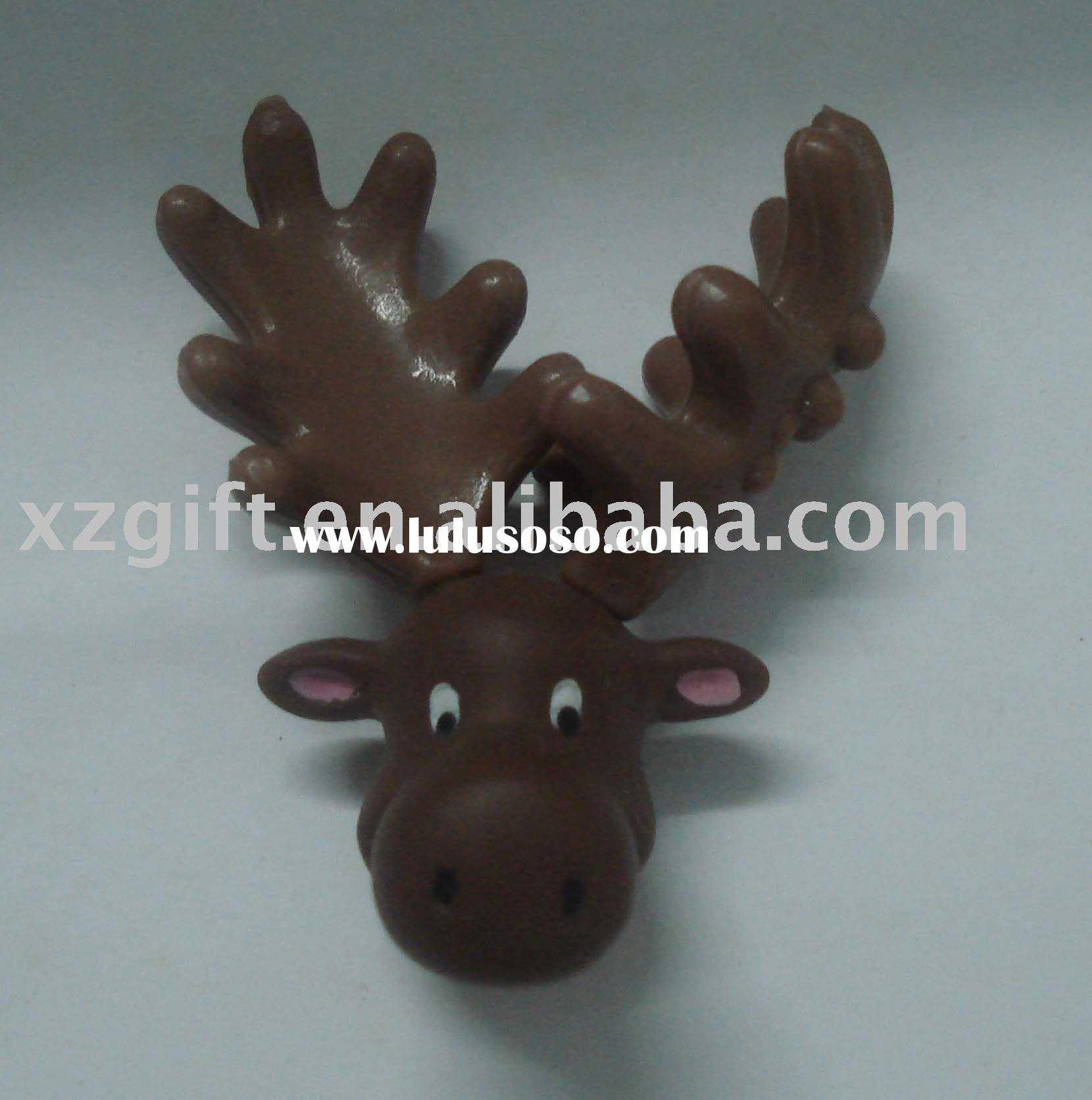Resin deer head crafts