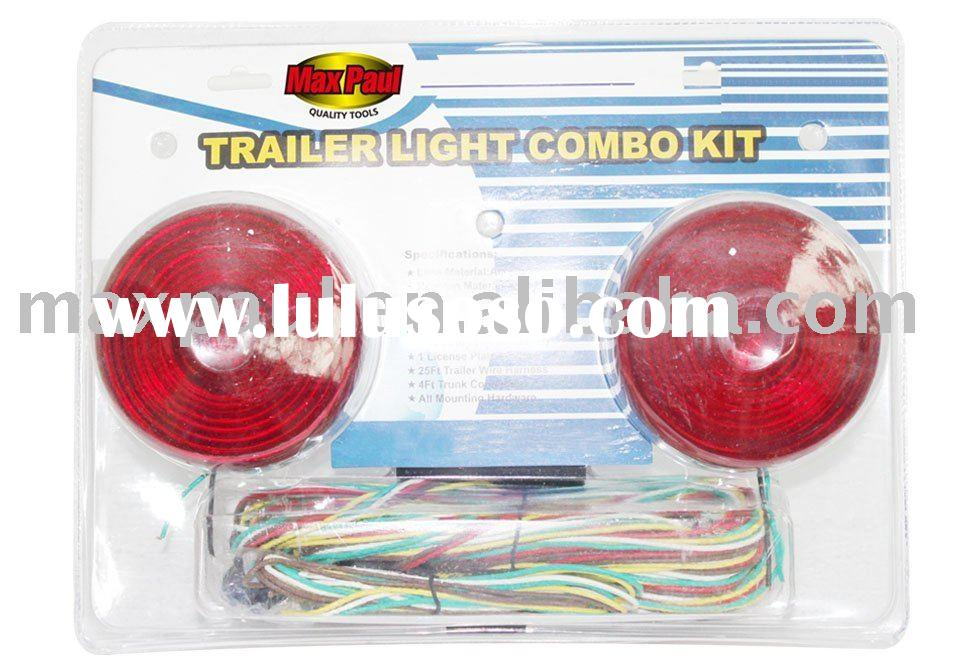 Trailer Light Combo Kit