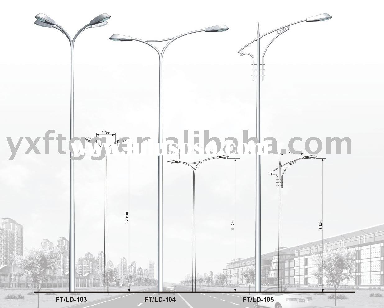 Lighting Poles | Decoration News for Street Light Drawing  58cpg