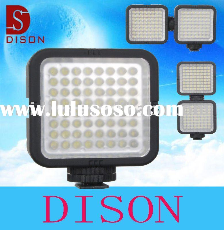 led video light for camera