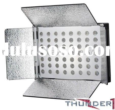 professional video lighting, LED studio light, LED panel light - TH56W