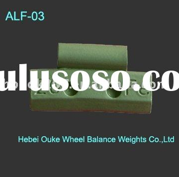 steel wheel weight