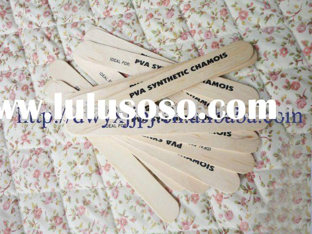 wooden craft sticks