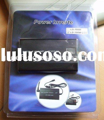 100W Universal AC Adapter for LCD Monitor/ TV