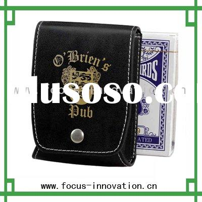 2011 leather card holder