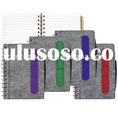 ECO friendly Spiral notebook