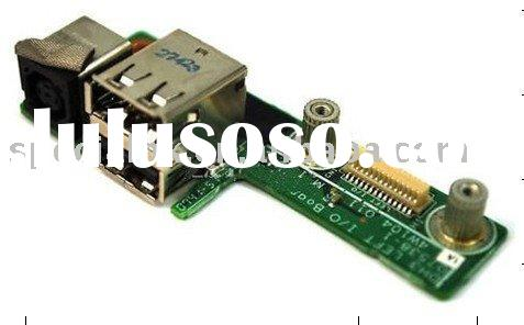 FOR DELL Inspiron 1545 DC Power Jack USB Board 48.4AQ03.011