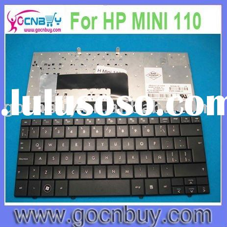 For HP COMPAQ MINI110 MINI 110 Spanish Keyboard