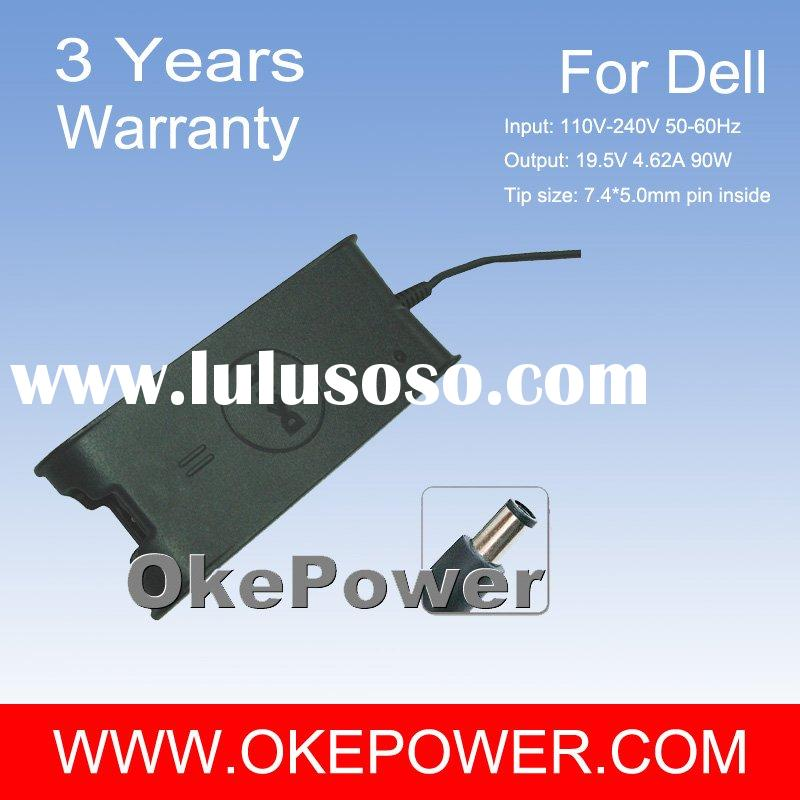 Laptop ac adapter for Dell 19.5V 3.34A Inspiron 600M PA-12 ac adapter