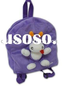 Plush Back Pack Plush Backpack