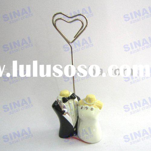 Popular Desktop Gift Place Card Holder Wedding Decoration