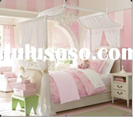 Kids Canopy Beds Make Little Girls Feel Like Princesses