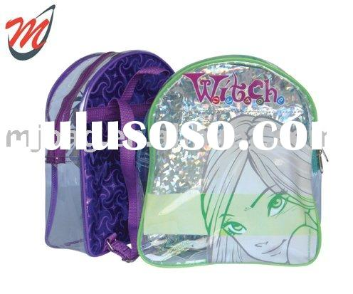 pvc backpacks for kids