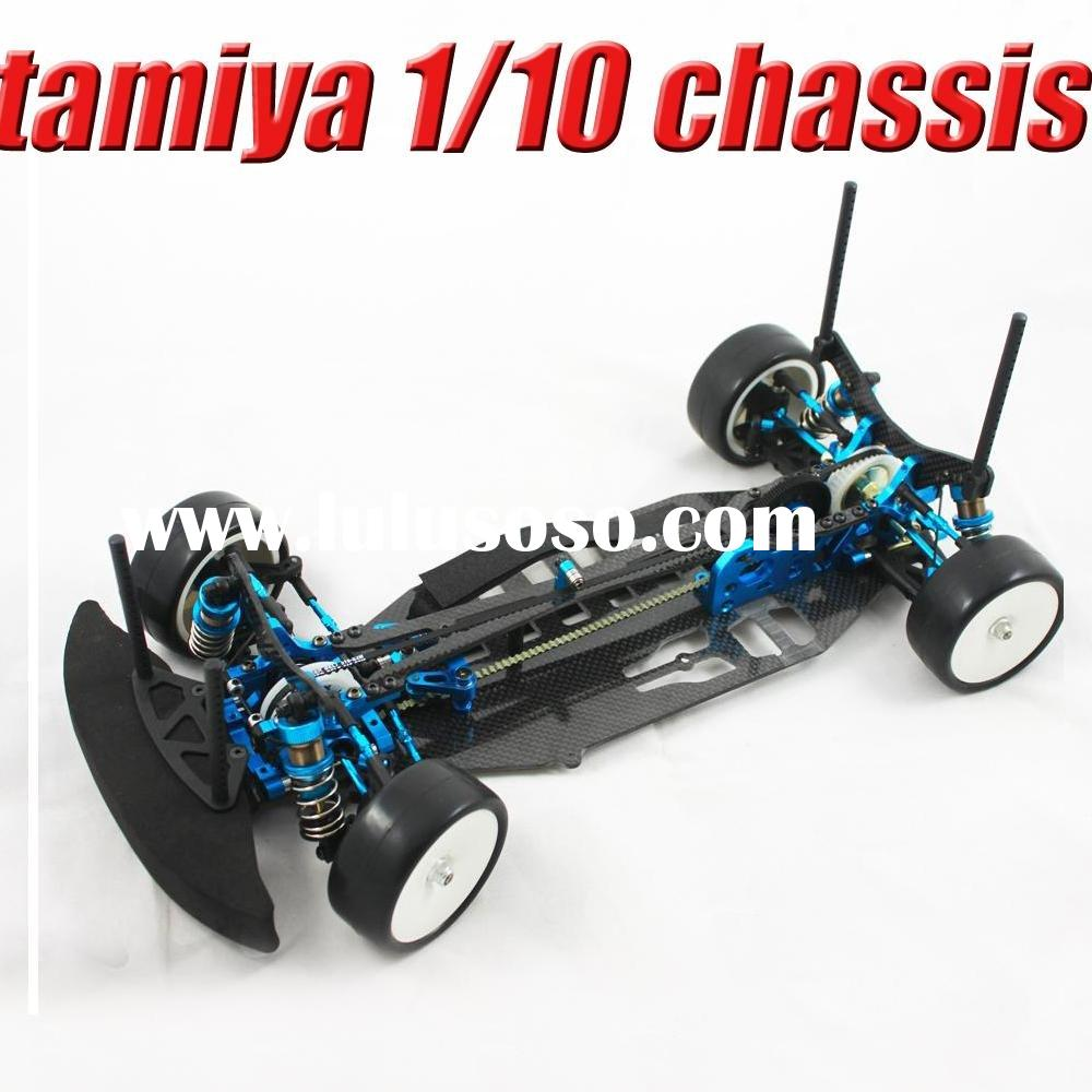 1/10 scale Tamiya Chassis 416 RC Car