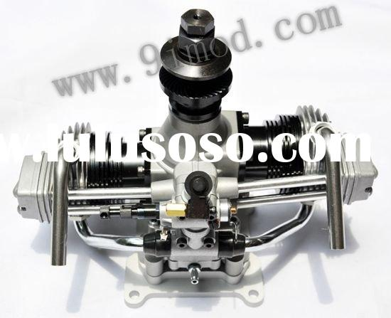 ASP FT160AR Engine with Muffler for RC Airplane