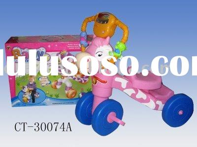 CHILDREN'S TRICYCLE ride on car