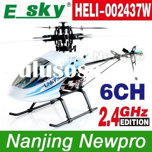 Esky Honey Bee CP3 (White) 6CH CCPM RC Helicopter RTF 2.4GHz (002437)
