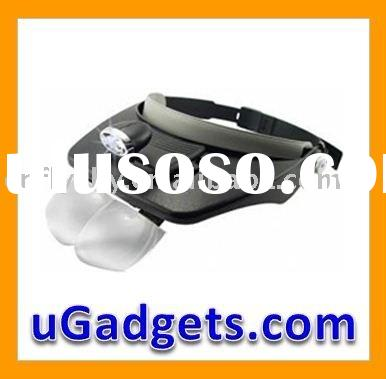 Head Visor Magnifying Glasses
