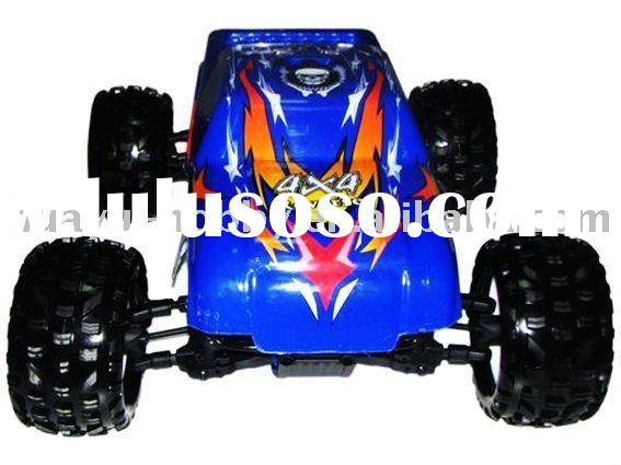 King Blue Devil 1/5th gasonline power 4X4 truck