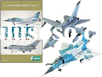 New European 1/144 Scales WW2 F-100 Super Sabre Toy Model