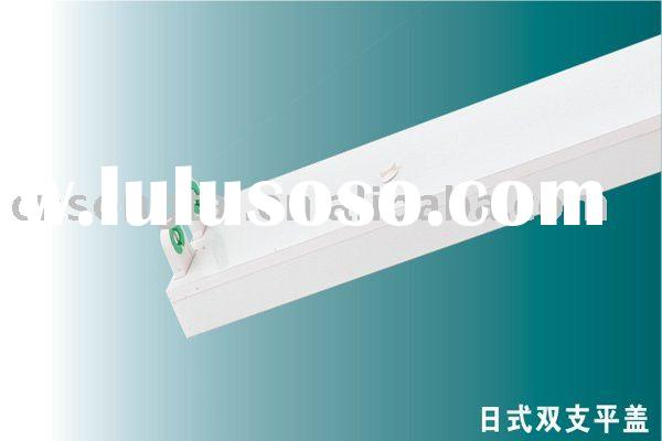 T8 fluorescent lamp lighting bracket holder base lamp fixture,lamp fitting