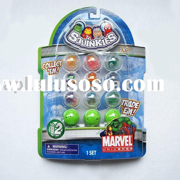 TOYS & HOBBIES MARVEL UNIVERSE SERIES 2 S2 SQUINKIES FIGURE TOY GIFT