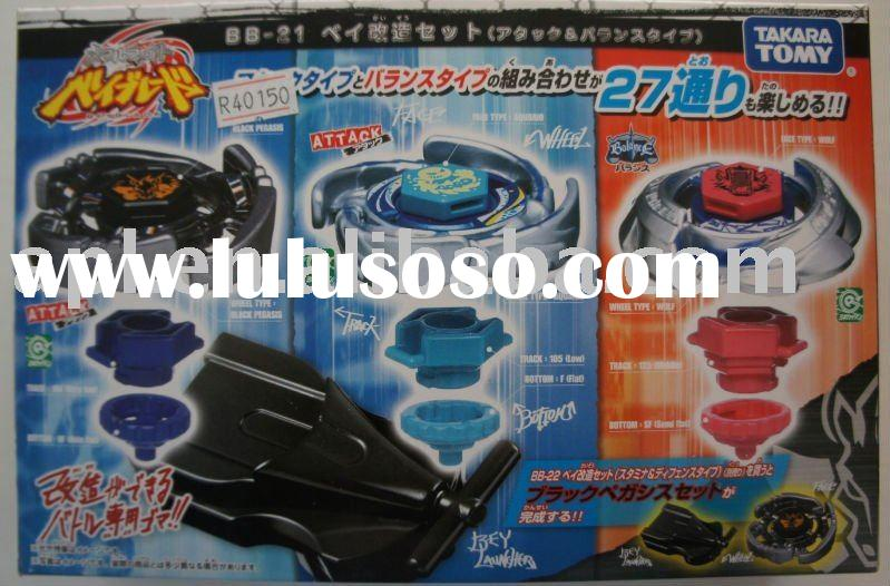 TOYS & HOBBIES TAKARA TOMY BEYBLADE REMODELING SET ATTACK&BALANCE BB21