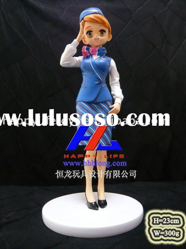 action figures Stewardess