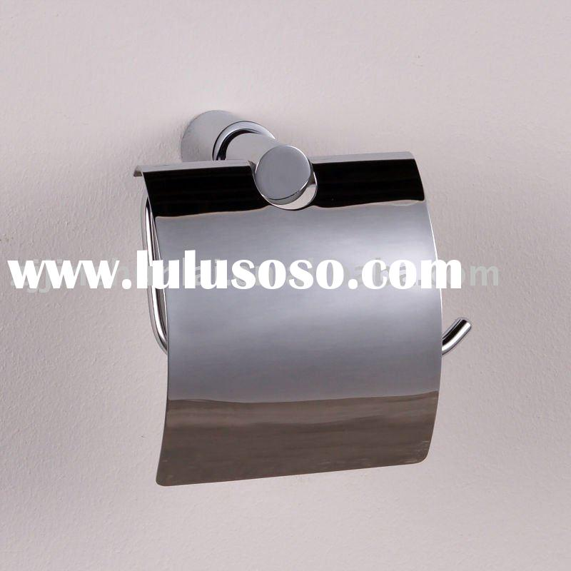 brass toilet paper holder/bathroom accessories