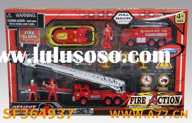 fire action toy