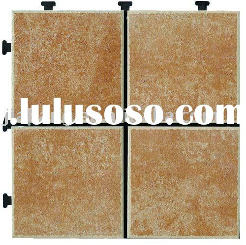 interlocking tiles, frost tiles, ceramic tiles, porcelain tiles