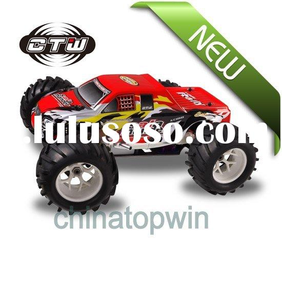 rc gas car,1/8th Scale 4WD nitro gas powered monster truck