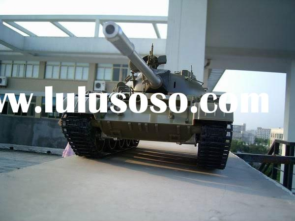 scale model 1:16 rc tank
