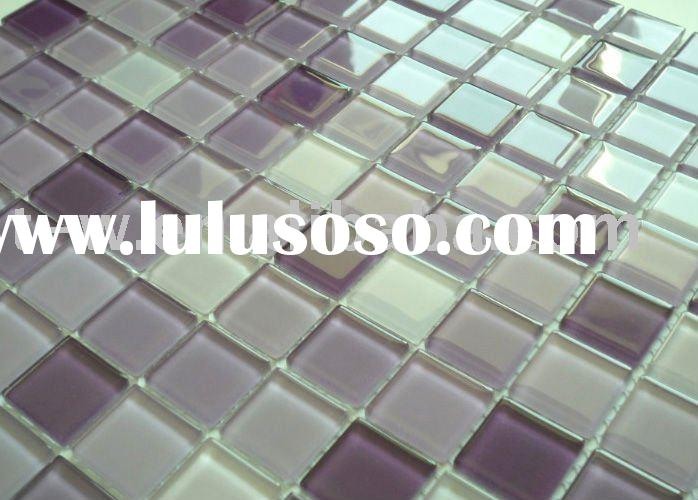 Bathroom Glass Mosaic Tile
