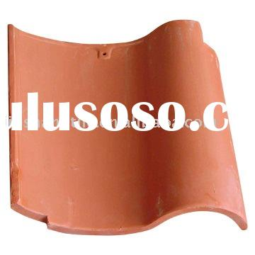 Colored Spanish roof tile for in310x310mm