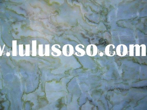 Green Carrera Marble Tile