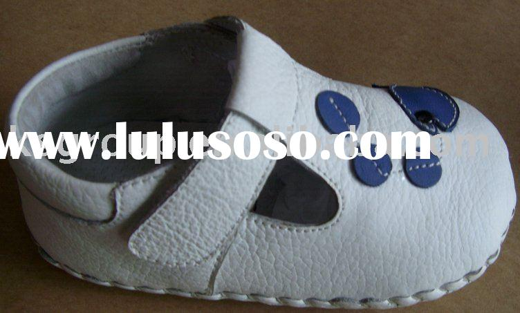 Hot Sale Soft leather baby shoes