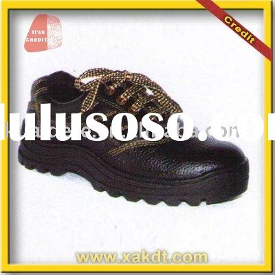 Industrial Safety Shoes/High Ankle Genuine Leather Shoes/Safety Shoes Steel Toe LB-1223