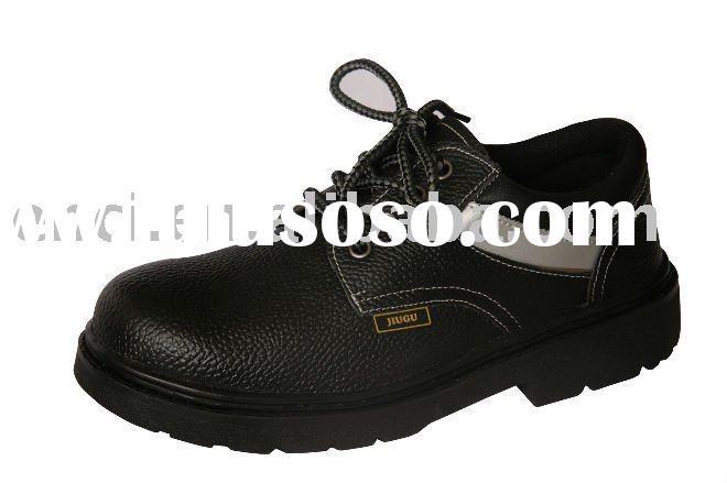Manufacturing Safety Shoes